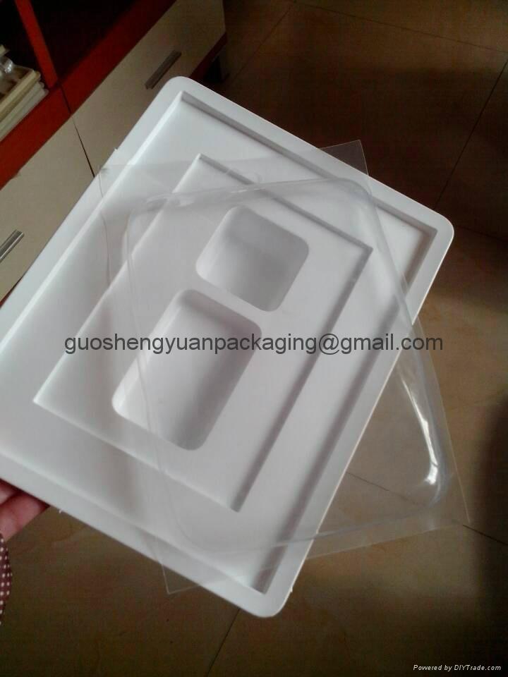 PEVA Soft blister used for medical packaging 2