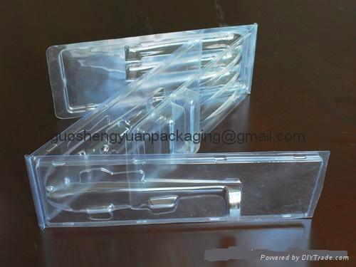 PEVA Soft blister used for medical packaging 3