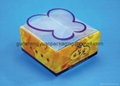 offset printing plastic box favor box