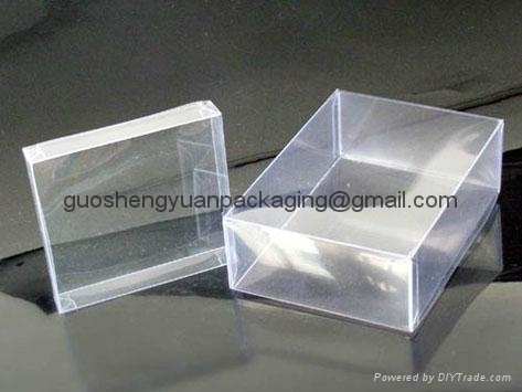 Transparent packaging Box 2