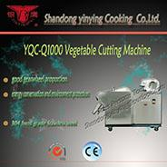 YQC-QJ100 Vegetable Cutting Machine