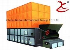 Coal-fired Organic Heat Carrier Boiler
