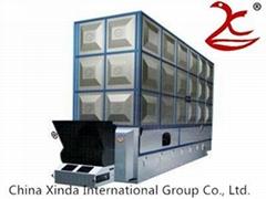 Organic Heat Carrier Boiler