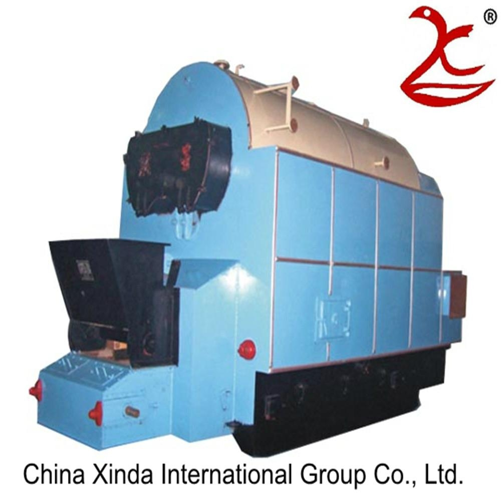 Economical and high efficiency automatic biomass wood pellet fired ...
