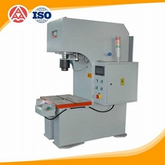 Vertical hydraulic press machine
