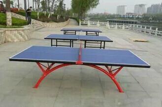 室外SMC乒乓球台耐腐蝕耐撞擊防晒 2