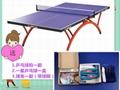 室外SMC乒乓球台耐腐蚀耐撞击防晒 5