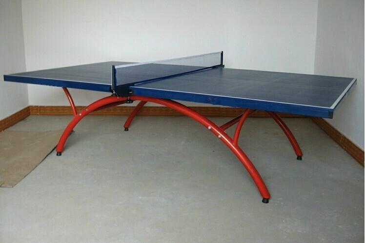 室外SMC乒乓球台耐腐蝕耐撞擊防晒 4