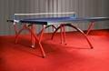 室內乒乓球台可折疊移動 2