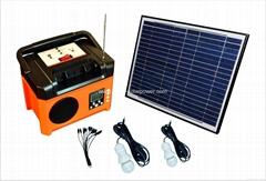 Portable Solar Power System Solar System Mini Home Solar Power System for Home