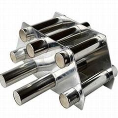 High-level sintered ndfeb arc magnet
