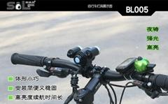 促销1800流明LED自行车灯BL005