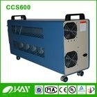 2014 okay energy three way catalytic converter cleaning machine