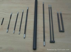 15 years manufacturer silicon carbide heating elements