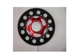 customized cnc go kart sprocket