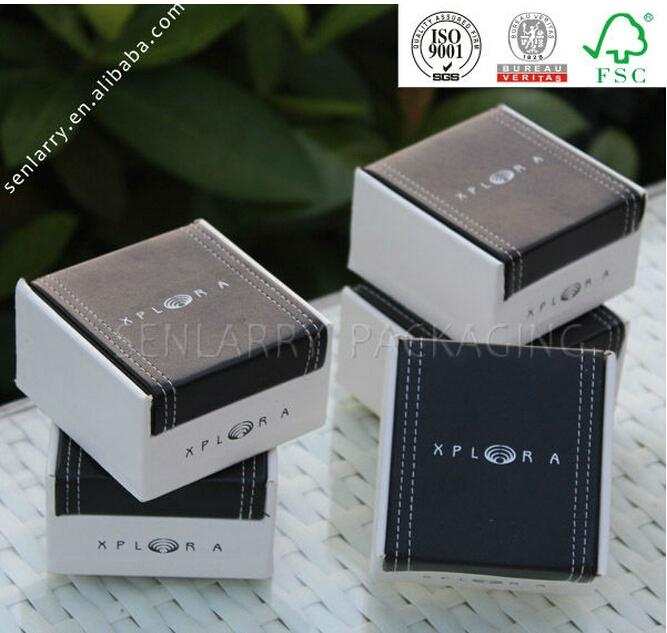 New style innovative portable custom jewelry packaging box wholesale