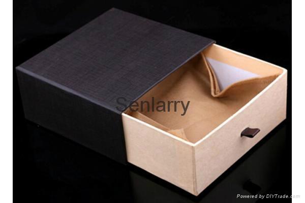 The drawer box gift box wallet belt box 1