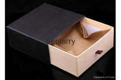 The drawer box gift box wallet belt box