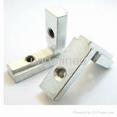 铝型材用90度对角块