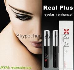 real plus eyelash enhancer 3 ml regrow eyelashes quickly