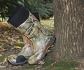 Various Camo Hunting Rubber Boots, Camo