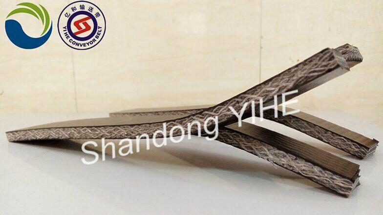 PVC Solid Woven Conveyor belt 1