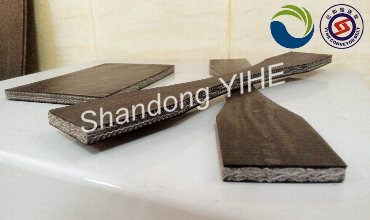PVG Solid Woven Conveyor belt 1