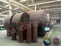 PVG Solid Woven Conveyor belt 2