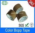 adhesive tape for carton sealing
