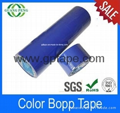 New product color opp sealing tape for