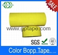 Good adhesion opp packed sticky tape