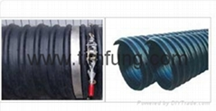 鋼帶增強聚乙烯(PE)螺旋波紋管