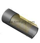 鋼絲網骨架塑料(聚乙烯)復合管 4