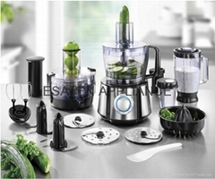 12 in 1 multi-functional food processor