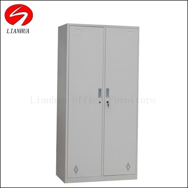 Bedroom locker   Combined locker glass door filing cabinet and clothing locker 3