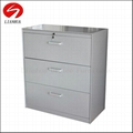 Lateral Steel File Cabinet with 3