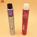 hair dye  aluminum tubes 2
