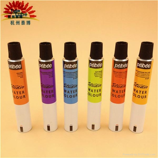 kinds painting packaging aluminum tube 5