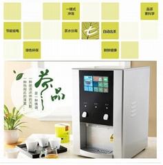 品之易原茶葉沖泡的多功能臺式自動泡茶機