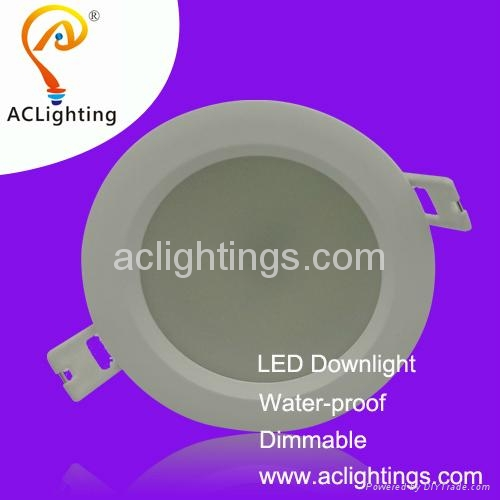 fireproof waterproof LED downlight 2