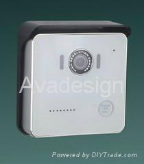 SIP Based IP Video Door intercom station