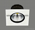 High Quality 10W LED grille light COB