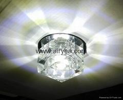 New Arrival High quality modern crystal led down light led ceiling spot light