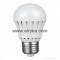 9W LED bulb light 850Lm CRI80 60W