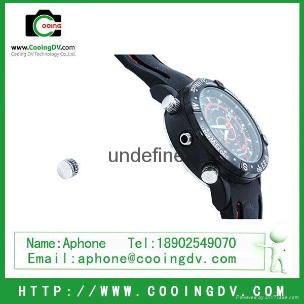 4GB watch spy camera 2