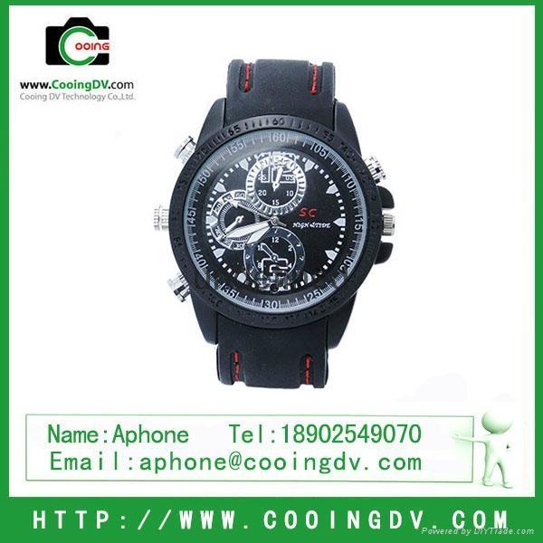 4GB watch spy camera 4