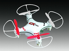 4CH 2.4G mini rc  UFO quadcopter