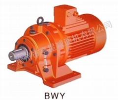 BWY  XWY臥式擺線針輪減速機