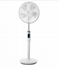 Indoor fan polyester powder spraying