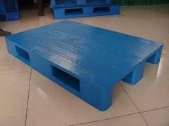 川字平板塑料托盤